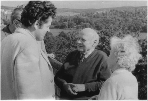 Jindřich Suchánek mezi členy KFA