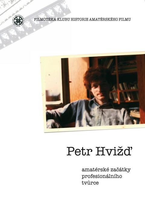 titulní strana DVD Petr Hvižď