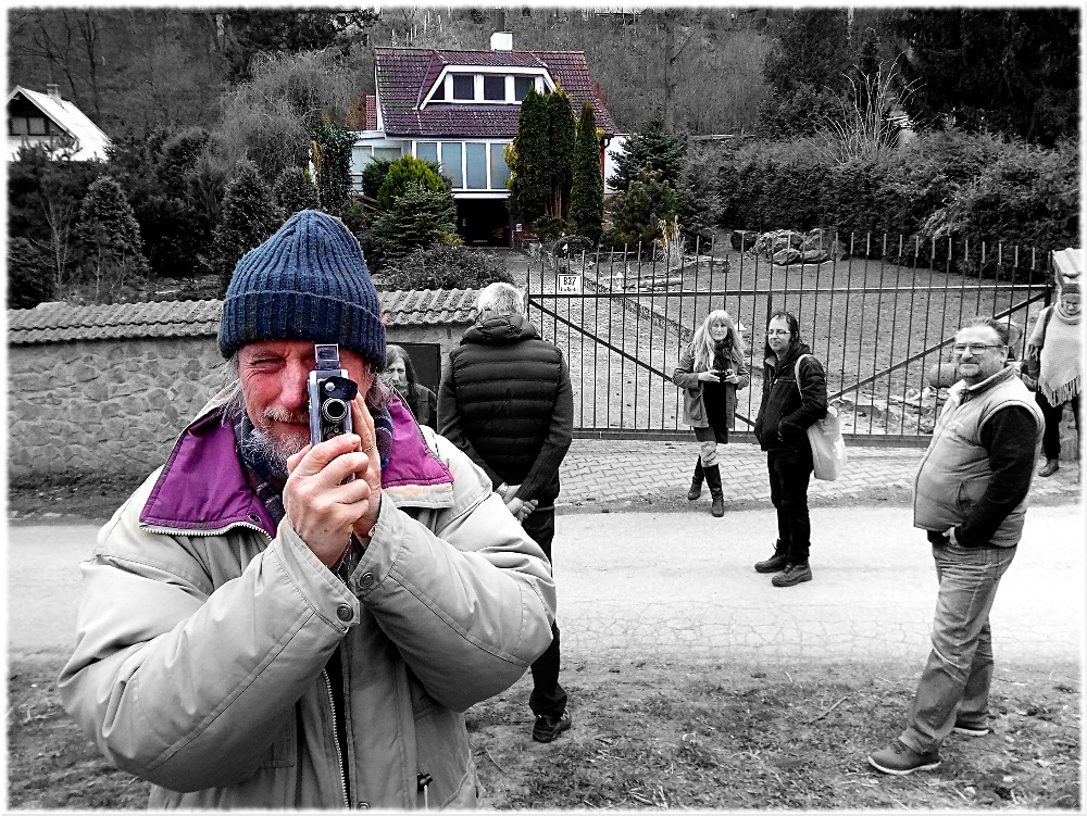 Suchánkova kamera a chata