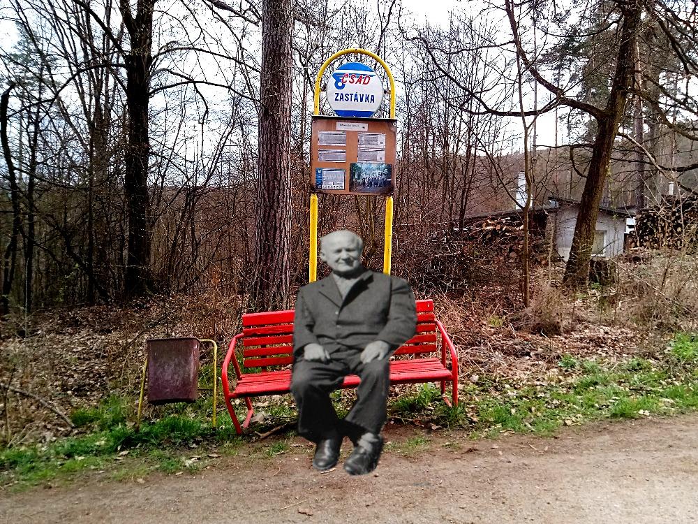 iluze Pan Suchánek